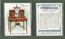 Tobacco cigarette cards Old Furniture, Antiques Cabinet ,Chairs,